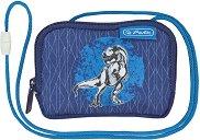 Детско портмоне - Blue Dino - раница