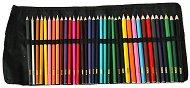 Цветни моливи - Комплект от 36 броя в несесер