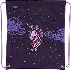 Спортна торба - Unicorn Night - детски аксесоар