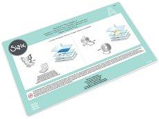 Адаптерна подложка - А - За машина за изрязване и релеф