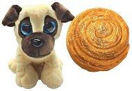 Sweet Pups - Кученце-сладкиш: Боксер - Трансформираща се плюшена играчка -