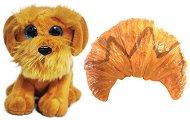 Sweet Pups - Кученце-сладкиш: Териер - Трансформираща се плюшена играчка - чанта