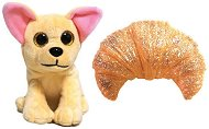 Sweet Pups - Кученце-сладкиш: Шпиц - Трансформираща се плюшена играчка - играчка