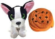 Sweet Pups - Кученце-сладкиш: Басенджи - Трансформираща се плюшена играчка - играчка