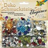 Декоративни камъчета - Elegance - Комплект от 800 броя