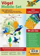 Направи сам - Птици - Творчески комплект - творчески комплект