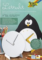 Оцвети сам - Часовник - Творчески комплект -