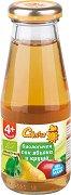 Сок от ябълка и круша - Шише от 200 ml за бебета над 4 месеца -