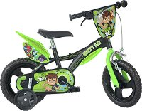 "Ben 10 - Детски велосипед 12"""