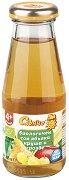 Сок от ябълка, круша и грозде - Шише от 200 ml за бебета над 4 месеца - продукт