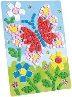 Мозайка - Пеперуда - Творчески комплект - несесер