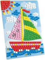 Мозайка - Кораб - Творчески комплект -