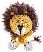 Изплети сама - Лъвче - Творчески комплект - играчка
