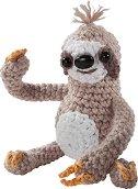 Изплети сама - Ленивец - Творчески комплект - творчески комплект