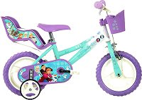 """Замръзналото кралство - Детски велосипед 12"""""""