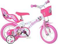 """Мини Маус - Детски велосипед 12"""""""