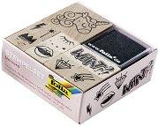 Гумени печати - Еднорог - Комплект с мастилени тампони
