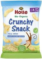 Био снакс с просо - Organic Crunchy Snack - Опаковка от 25 g за бебета над 8 месеца - продукт