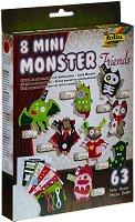 Уший сам - Малки чудовища - Творчески комплект - творчески комплект