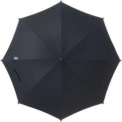 Чадър с UV защита - Аксесоар за детска количка -