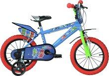 "PJ Masks - Детски велосипед 14"""