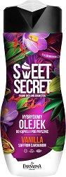 """Farmona Sweet Secret Hybrid Bath and Shower Oil Vanilla - Душ олио за тяло с аромат на ванилия от серията """"Sweet Secret"""" -"""