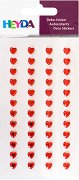 Декоративни стикери - Червени сърца