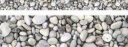 Декоративна самозалепваща лента - Камъчета - Комплект от 2 ролки х 5 m
