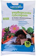 Универсален субстрат за стайни и външни растения - Разфасовка от 10 l