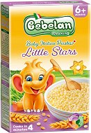 Bebelan - Паста Звездички - Опаковка от 350 g за бебета над 6 месеца - пюре