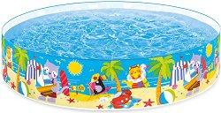 Детски басейн - Приятели на плажа -