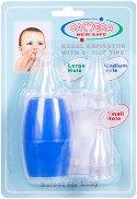 Аспиратор за нос - Бебешки аксесоар -