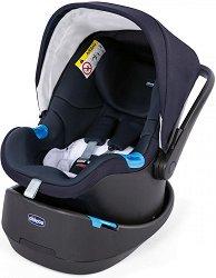 Бебешко кошче за кола - Oasys 0+ Up - За бебета от 0 месеца до 13 kg - столче за кола