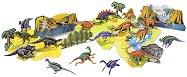 Динозаври - 3D пъзел - пъзел