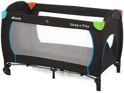 Сгъваемо бебешко легло - Sleep'n Play Go Plus -