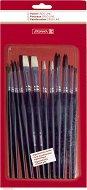 Четки за рисуване - Ergoline - Комплект от 12 броя