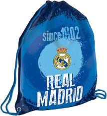 Спортна торба - ФК Реал Мадрид - детски аксесоар