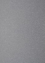 Брокатен картон - Сребрист - Формат А4