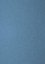Брокатен картон - Тюркоаз - Формат А4