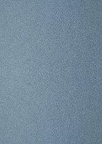Брокатен картон - Светло син