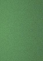 Брокатен картон - Тъмно зелен - Формат А4