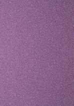 Брокатен картон - Лилав - Формат А4