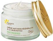 """Fleurance Nature Royal Jelly Regenerating Anti-Wrinkle Cream - Регенериращ крем за лице против бръчки с пчелно млечице от серията """"Royal Jelly"""" -"""