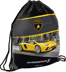 Спортна торба - Lamborghini - раница