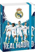 Кутия с ластик - ФК Реал Мадрид - Формат А4