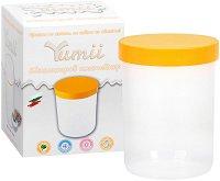 """Допълнителен контейнер - 1 l - За уред за приготвяне на кисело мляко """"Yumii"""" -"""