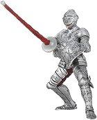 Рицар с броня - макет