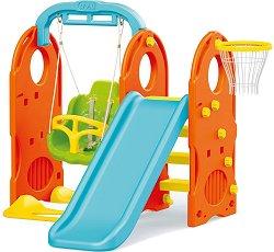 Детски игрален център - 4 в 1 -
