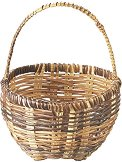 Мини кошница - Предмет за декориране