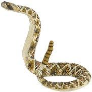 """Гърмяща змия - Фигура от серията """"Диви животни"""" - фигура"""